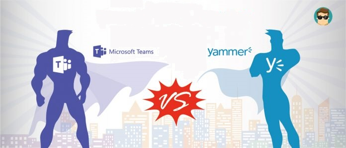 Teams ou Yammer?